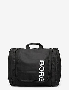 CORE TOILET CASE L - toiletry bags - black
