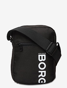 CORE BRICK - shoulder bags - black