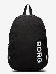 CORE BACKPACK - training bags - black