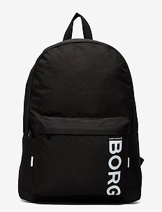CORE NEW BACKPACK - trainingstassen - black