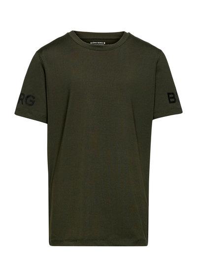 TEE BORG BORG - kortærmede t-shirts - rosin