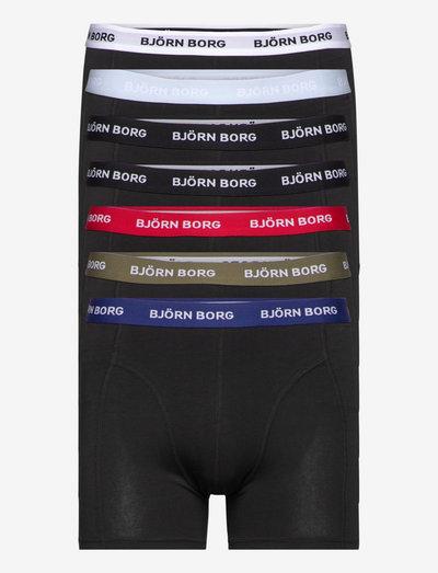 ESSENTIAL BOXER 7p - trunks - multipack 2