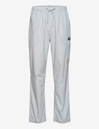 CORE POPLIN PYJAMA PANTS - vêtement de nuit - bb single stripe