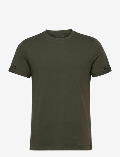 BORG BREEZE T-SHIRT - basic t-shirts - rosin