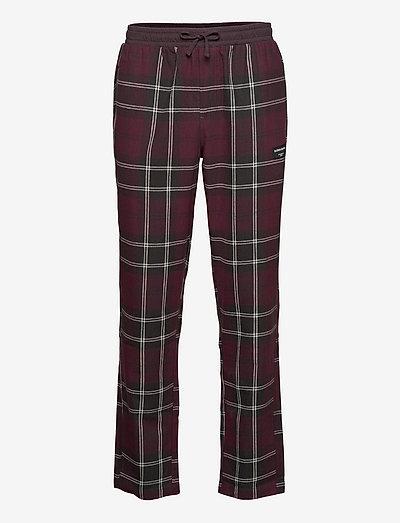 CORE PYJAMA PANTS - bas de pyjama - bb tartan