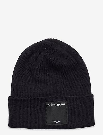 STHLM HAT - luer - black beauty