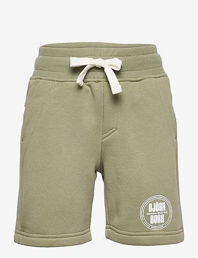 SHORTS BORG SPORT BORG SPORT - sport-shorts - oil green