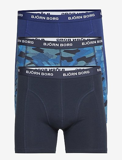 SHORTS NOOS BB SHADELINE 3p - caleçon - total eclipse