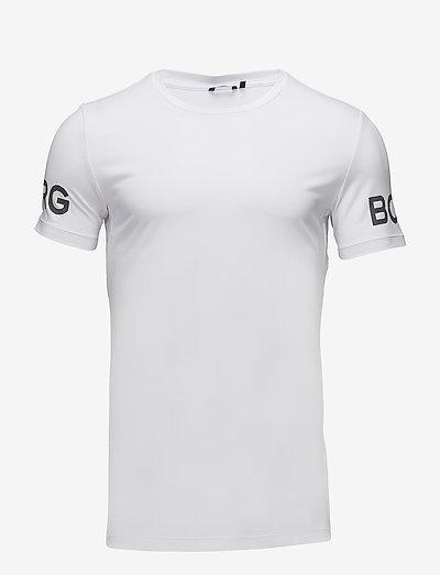 TEE BORG 1p - t-shirts - brilliant white