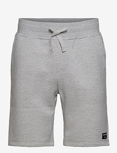 SHORTS CENTRE CENTRE - casual shorts - h108by light grey melange
