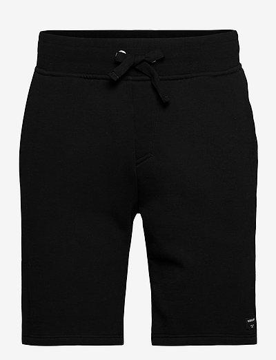 SHORTS CENTRE CENTRE - casual shorts - black beauty