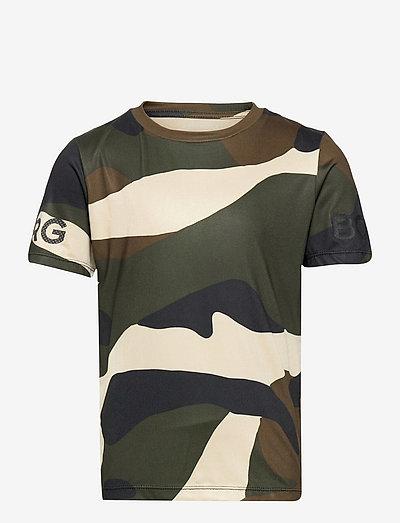 TEE BORG BORG - kortærmede t-shirts - bb peaceful