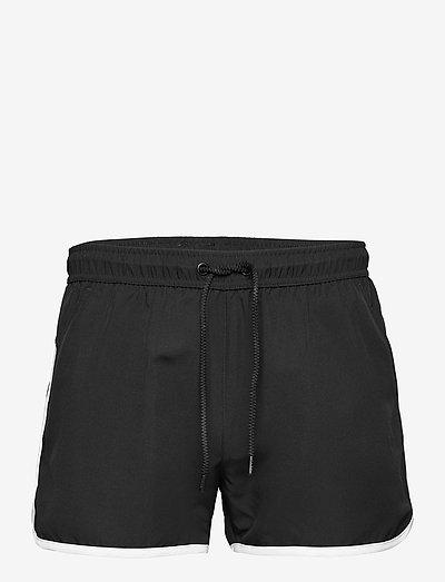 SWIM SHORTS SANDRO SANDRO - shorts de bain - black beauty