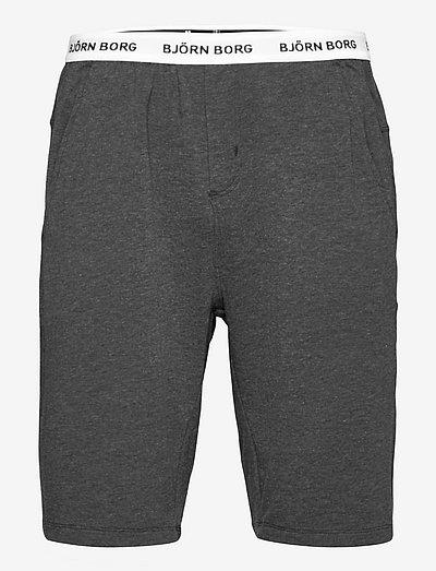 SHORTS SONNY SOLID - boxershorts - anthracite melange