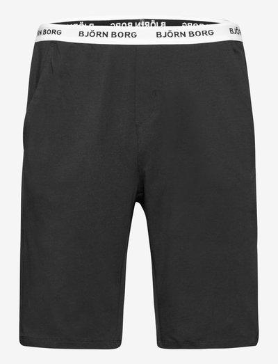 SHORTS SONNY SOLID - boxershorts - black beauty