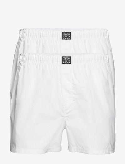 SHORTS ORIGINAL LOOSE BOXER ORIGINAL SOLID - boxershorts - brilliant white