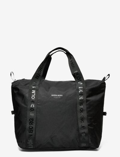 ROXY SHOULDER BAG - skuldertasker - black