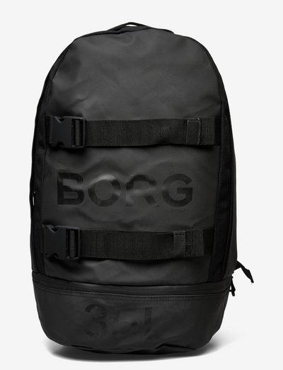 BORG BACKPACK - rygsække - black
