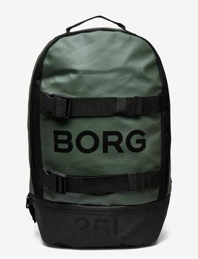 BORG BACKPACK - rygsække - green