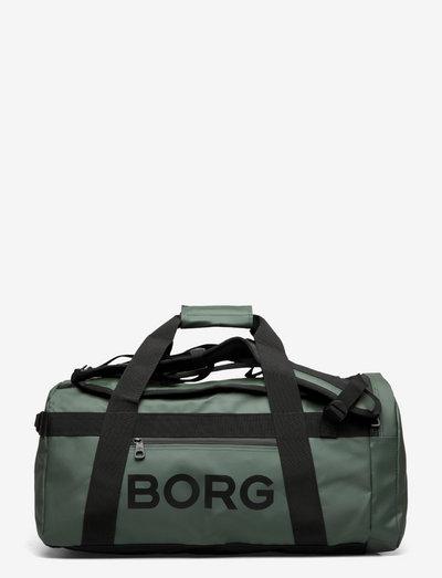 BORG DUFFEL 35L - træningstasker - green