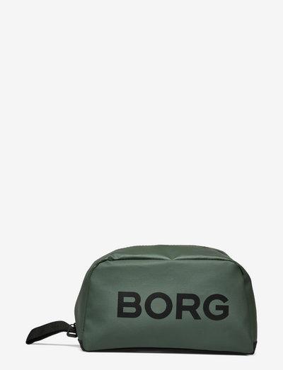 BORG TOILET CASE - toilettasker - green