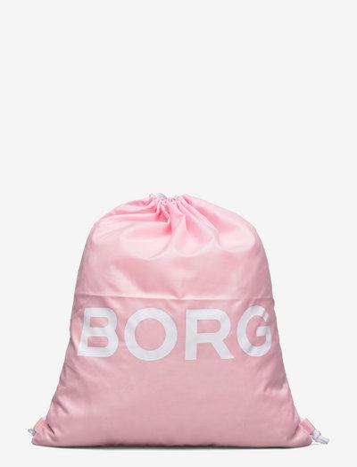COCO JR GYMBAG - sporttaschen - pink