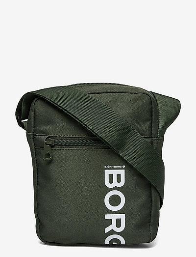 CORE BRICK - crossbody bags - green