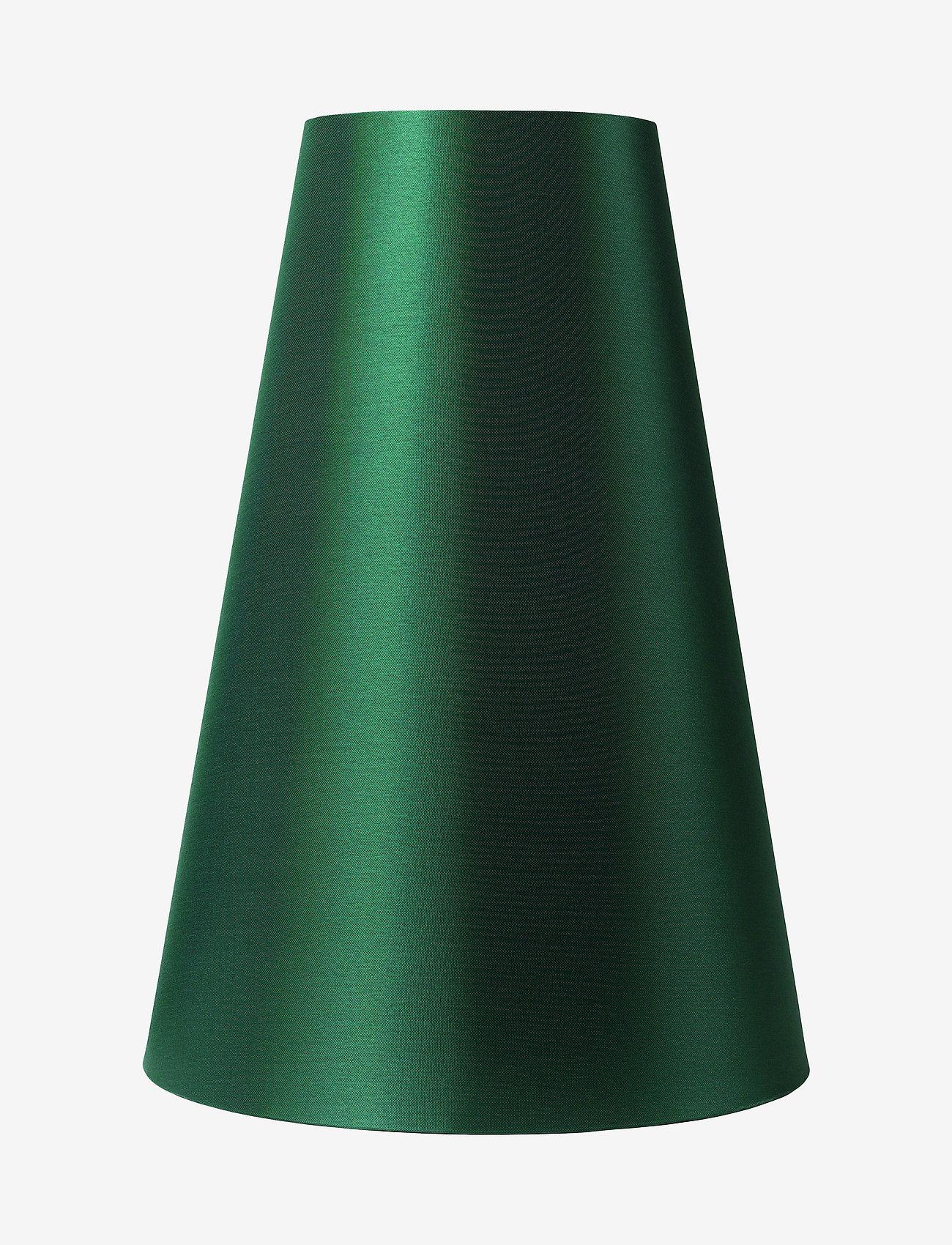 Bjørn Wiinblad - Symphony Magic Lampshade H30 - lampunvarjostimet - dark green - 0