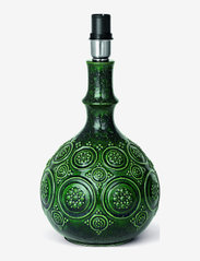 Bjørn Wiinblad - Symphony Magic Lamp H25,5 - pöytävalaisimet - dark green - 0