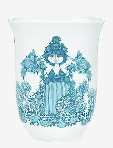 Cecilias mug 31 cl - termosmukit - dusty blue
