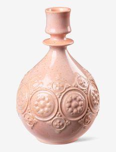 Symphony Magic Candle holder - kynttilänjalat - soft pink