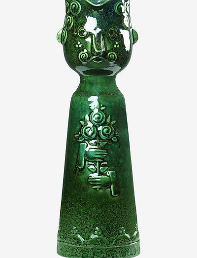 Symphony Amadeus Jug vase H23 - maljakot - dark green