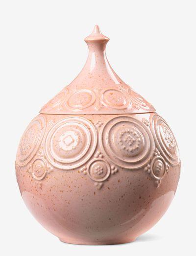 Symphony Magic jar - säilytys - soft pink