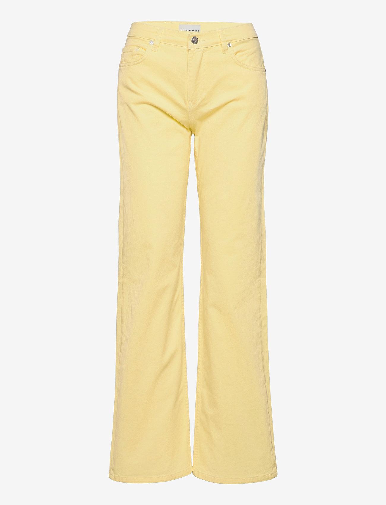 Blanche - Apollo - brede jeans - luminary - 1
