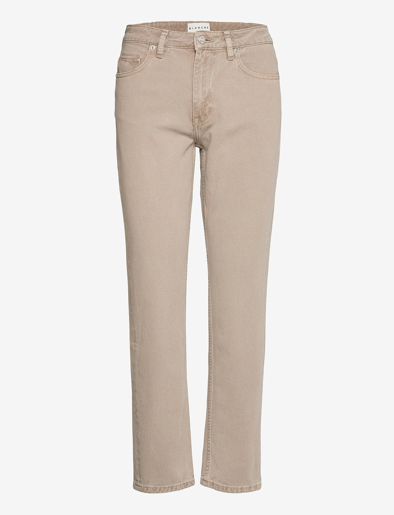 Blanche - Ava - straight jeans - gray green - 0