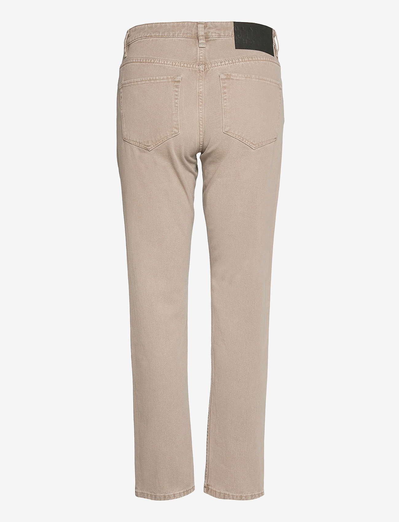 Blanche - Ava - straight jeans - gray green - 1