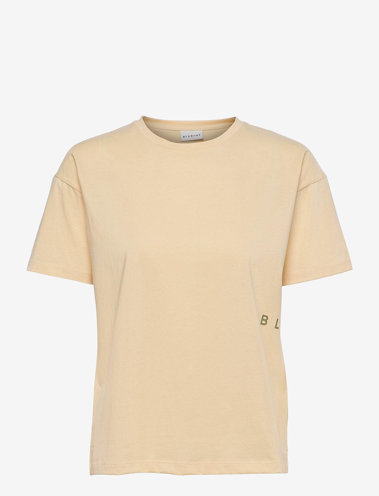 Blanche - Main DNA - t-shirts - cornhusk - 0