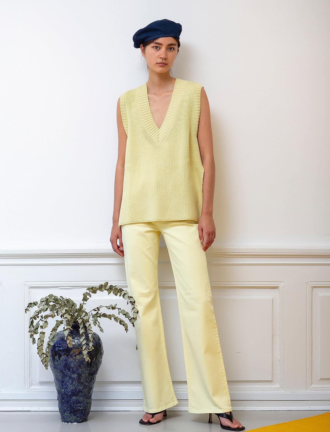 Blanche - Apollo - brede jeans - luminary - 0