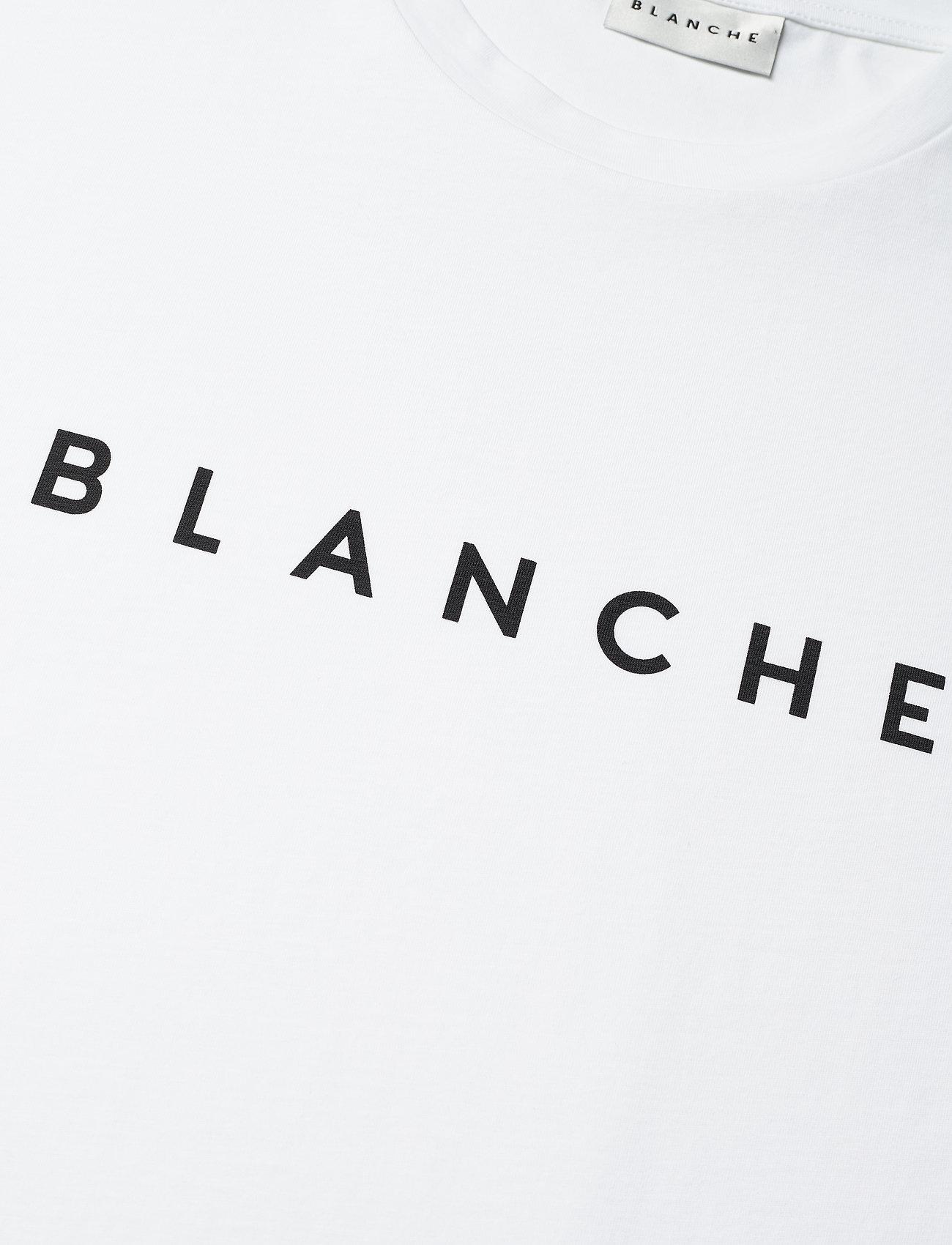 Blanche - Main - t-shirts - white - 2