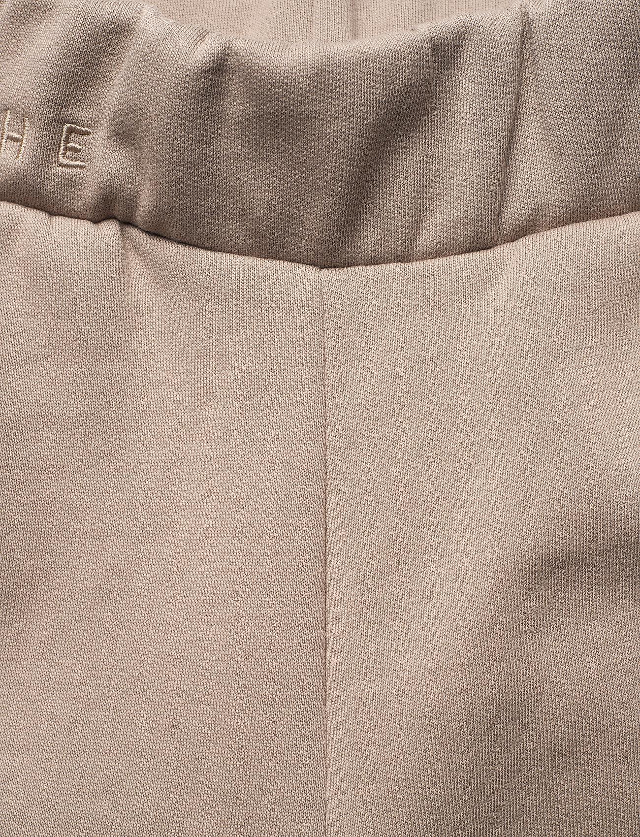 Blanche - BLANCHE x BOOZT Hella Slit Pants - wide leg trousers - cinder - 2