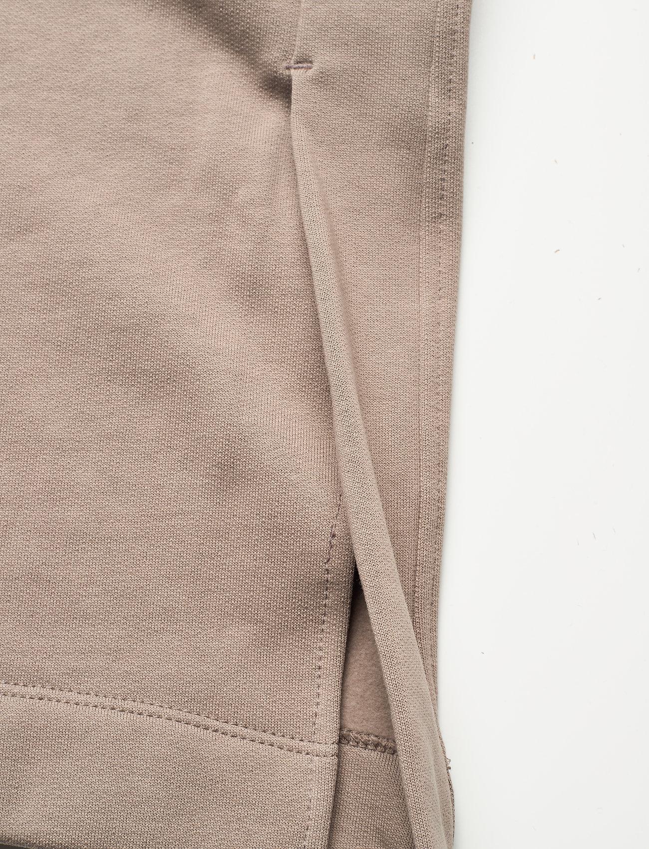 Blanche - BLANCHE x BOOZT Hella Slit Pants - wide leg trousers - cinder - 4