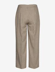 Blanche - Kelly pants - bukser med brede ben - light wood - 1