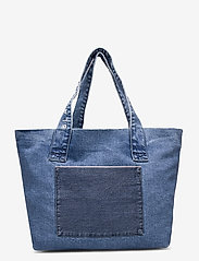 Blanche - Tote denim - casual shoppers - vintage blue - 0