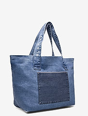 Blanche - Tote denim - casual shoppers - vintage blue - 3