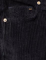 Blanche - Apollo Cord - bukser med brede ben - navy - 2