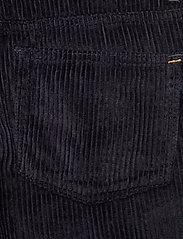 Blanche - Apollo Cord - bukser med brede ben - navy - 4