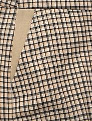 Blanche - Kelly pants - bukser med brede ben - light wood - 2