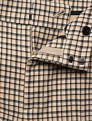 Blanche - Kelly pants - bukser med brede ben - light wood - 3