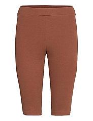 Rosa Rib Shorts - SOIL