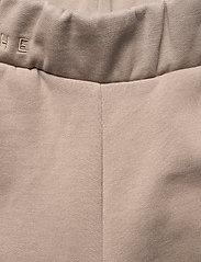 Blanche - BLANCHE x BOOZT Hella Slit Pants - bukser med brede ben - cinder - 2